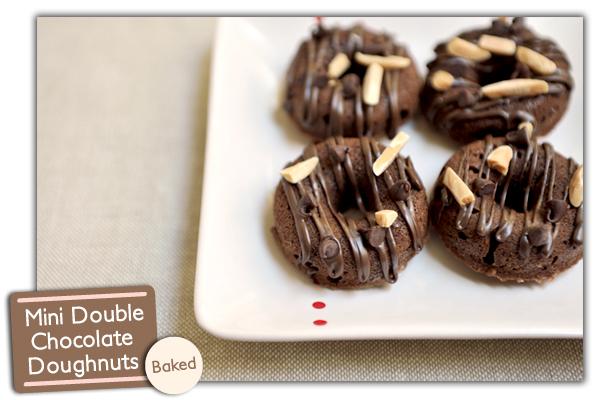 Chocolate Doughnut Recipe Video
